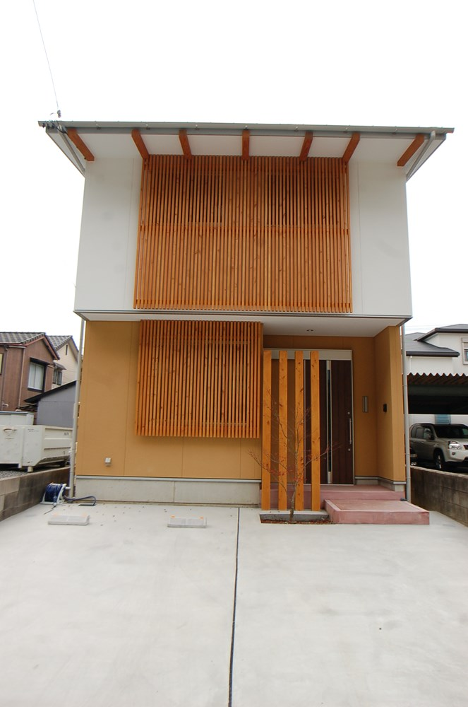 日本の伝統を伝える家